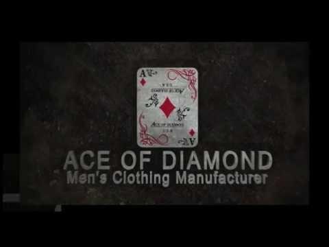 Ace of Diamond - Men's Wholesale Clothing - Los Angeles