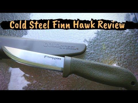 Cold Steel Finn Hawk Knife Review Great Budget Knife
