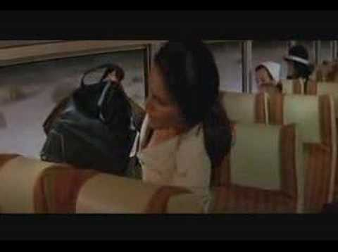 The Getaway: McQueen and MacGraw: Doc Kisses Carol's Fingers
