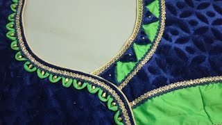 Beautiful blouse designing by PNR || Women