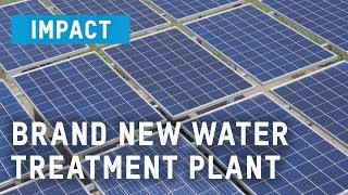 Brand New Water Treatment Plant | Oxfam GB