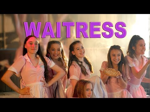 WAITRESS - What's Inside/Opening Up | Spirit YPC Cover
