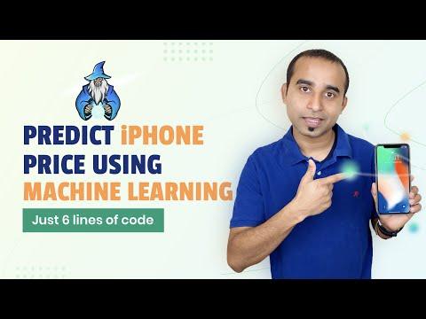 Predict iPhone Price Using Machine Learning (Python)