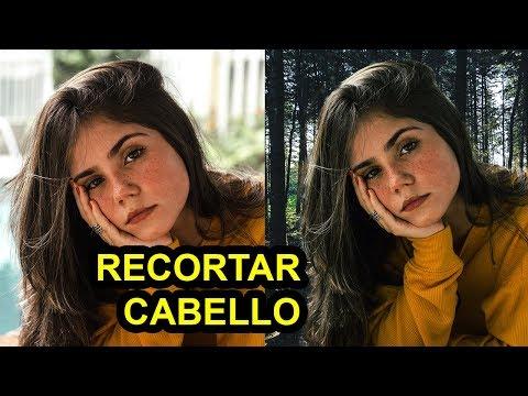 Como Recortar Cabello En Photoshop CC 2020 2019 2018
