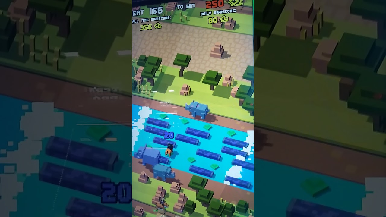 Awesome Disney S Crossy Road Multiple Game Version Lion King At Dave