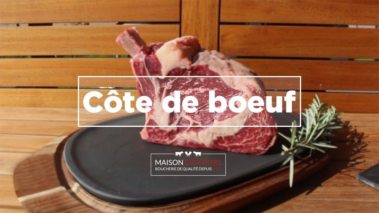 f2e52988882 CUISSON CÔTE DE BOEUF AU BARBECUE