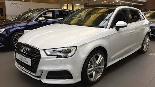 All-New 2017 Audi A3 Sportback - Exterior and Interior Review