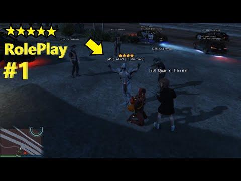 GTA 5 Roleplay #1 Phi Vụ Triệu Đô Đi Buôn Cần Cùng Game Offline Cái Kết Bị Truy Nã 4 Sao !