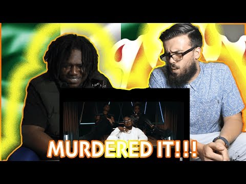 MI ABAGA – YOU RAPPERS SHOULD FIX UP YOUR LIVES || Americans React To African Music