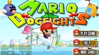 Mario Dogfights-Walkthrough
