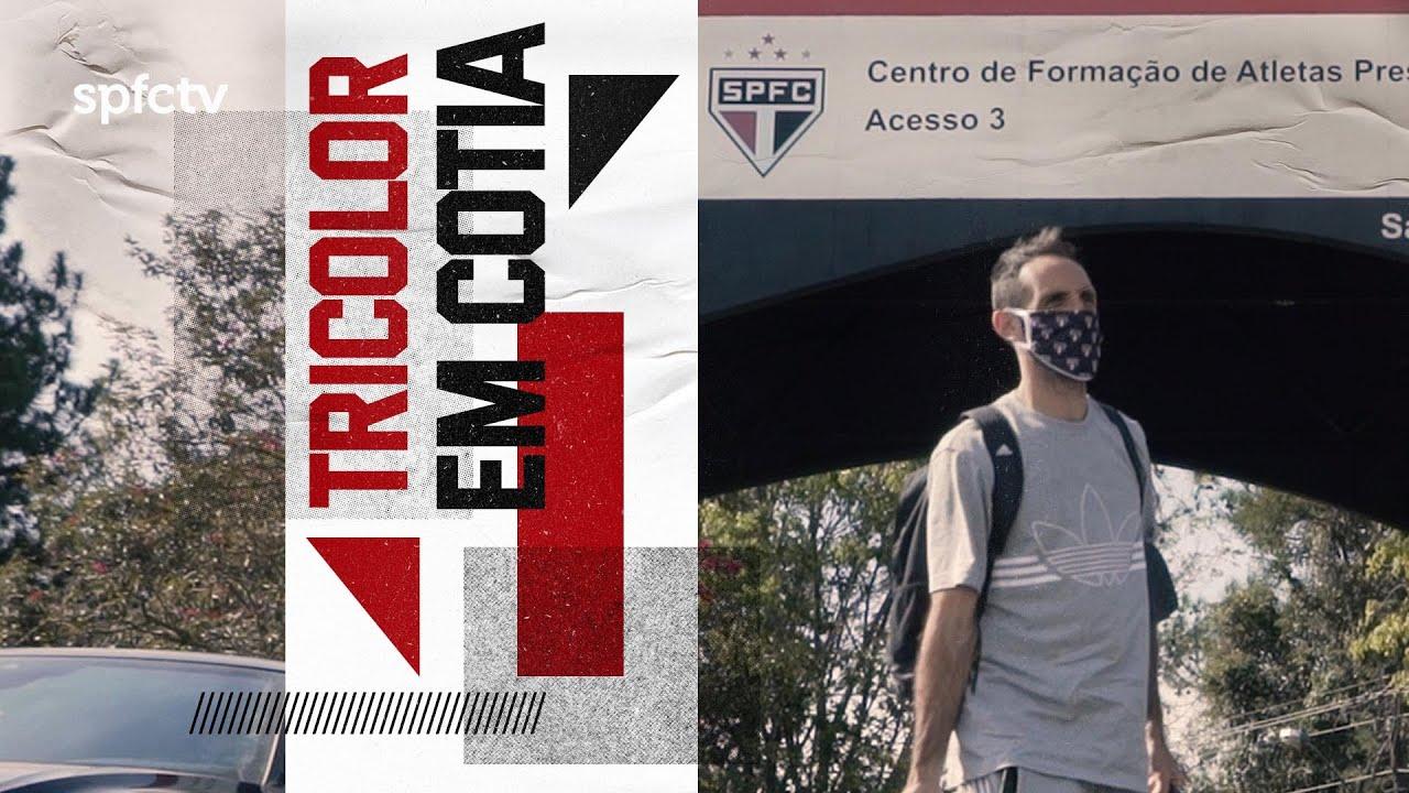 DA BARRA FUNDA PRA COTIA | SPFCTV – São Paulo FC