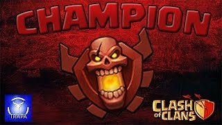 Clash of Clans - CHAMPION