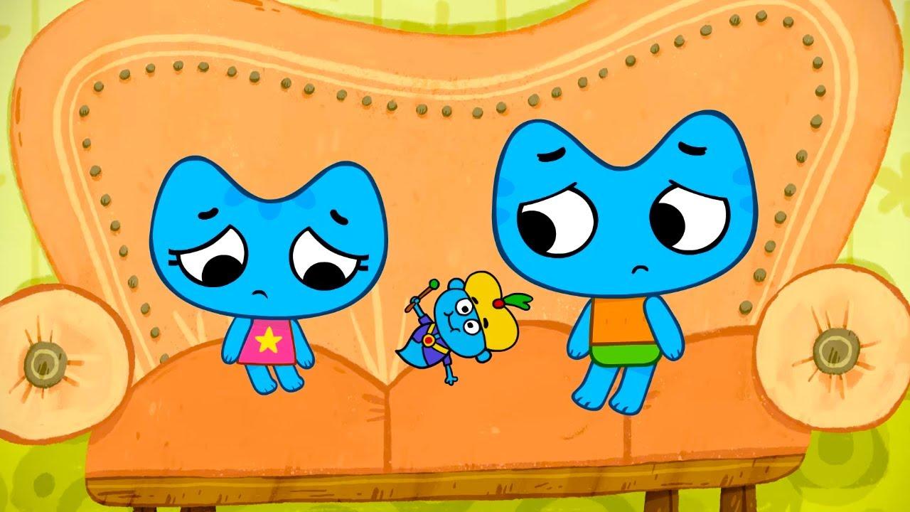 Gone Wishing - 🐾Kit^n^Kate🐾 - Cartoons for children