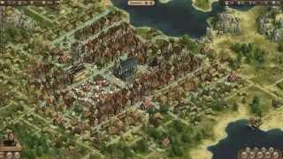 игра Anno Online трейлер. играть Anno Online