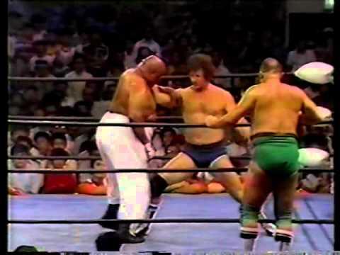 Terry Funk & Jumbo Tsuruta vs  Abdullah the Butcher & Kintaro Oki (07/14/1979)