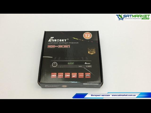 Видео обзор Eurosky ES-3021