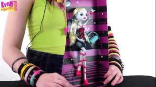 Обзор на Lagoona Blue Dance Class Monster High (Лагуна Блю Танцевальная Школа Монстров)Y0434