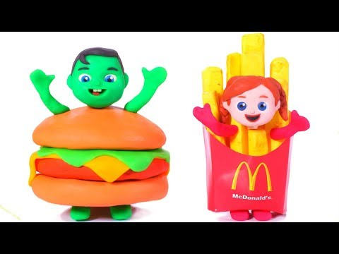 Fast Food Costumes For Kids ❤ Cartoons For Kids