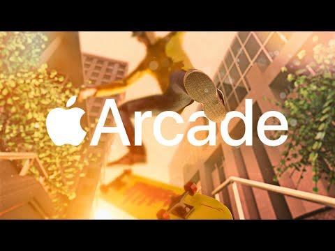 Apple: Skate City Trailer — Apple Arcade