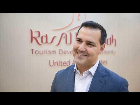 Raki Phillips, chief executive, Ras Al Khaimah Tourism Development Authority