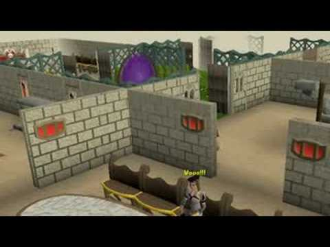RuneScape Chatroom: Video Games