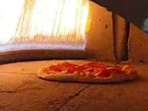 Pizza Oven From Pacific Coast Brick Ovens Youtube