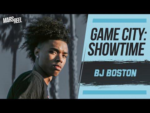 BJ BOSTON | Game City: Showtime | Champs Sports X Mars Reel