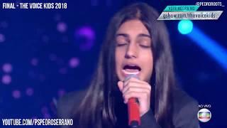 Baixar Neto Junqueira e Claudia Leitte cantam 'Bola de Sabão' na final do The Voice Kids