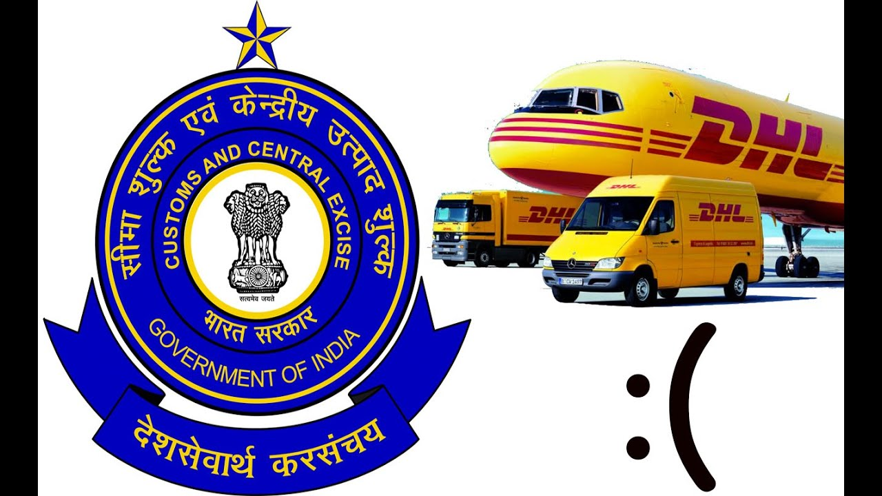 Customs Clearance event India with DHL