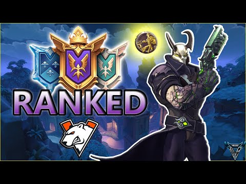 Paladins Pro | Androxus Ranked Carry! New Andro Is OP!!!