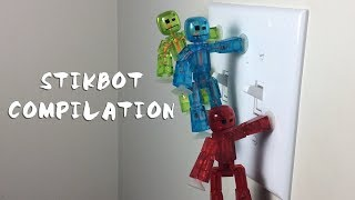 FUNNY STIKBOT VIDEOS COMPILATION 2