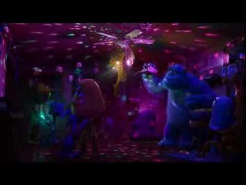 DIE MONSTER UNI 3D - Offizieller Deutscher Trailer - Disney/Pixar