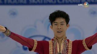 US Nationals 2017 Nathan Chen FP