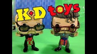 KD TOYS Funko POP SNL IN A BOX