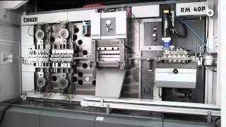 Bihler Stanzbiegeautomat RM 40P Multislide machine
