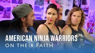 American Ninja Warriors on Their Faith