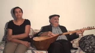 Kör İbo ve kızı Fatma Eldeğirmen - Şawa Şawa