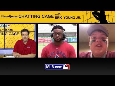 Chatting Cage: Eric Young Jr. answers fans' questions