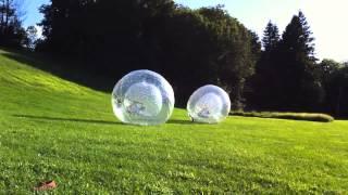 Game Craze - Human Hamster Ball Races