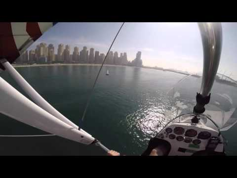 Microlight Pylon Racing World Air Games 2015 Dubai