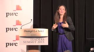 Claire Madden - Leaders Summit 2015
