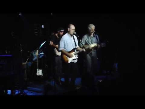 Paul Barrere and Fred Tackett of Little Feat 11-8-14 Six Feet Of Snow