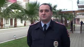 Более 50 водителей в Сочи оштрафовали за тонировку. Новости Эфкате