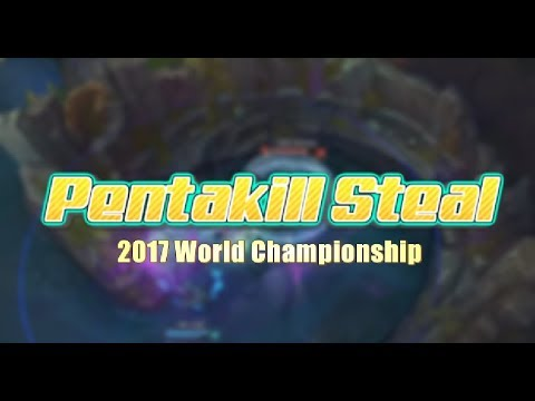 [Spoiler] Pentakill Steal + Interview - FNC VS GAM 2017 World Championship