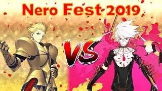 FGO Nero Fest 2019 | Challenge Quest - The Oldest Hero Gilgamesh - Karna [SOLO]