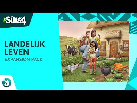 De Sims 4 Landelijk Leven: Officiële onthullingstrailer