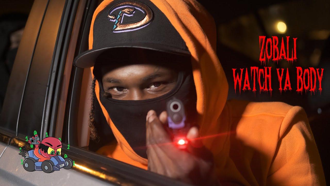 Download Zobali - Watch ya body (shot by @RARIDIGITAL)