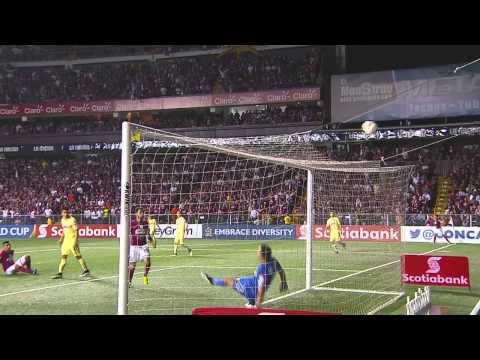 Deportivo Saprissa vs Club América Highlights