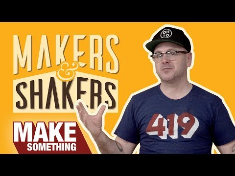 Top Woodworking Videos of the Week! // Makers & Shakers #14