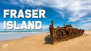 Fraser Island Australia Travel Guide | The Planet D | Travel Vlog